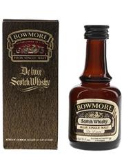 Bowmore De Luxe Bottled 1970s 4.7cl / 40%