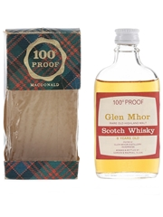Glen Mhor 8 Year Old 100 Proof
