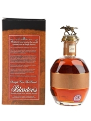 Blanton's Straight From The Barrel No. 135 Bottled 2020 70cl / 64.8%