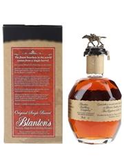 Blanton's Original Single Barrel No.553 Bottled 2020 70cl / 46.5%