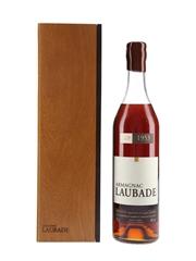 Laubade 1953 Bas Armagnac Bottled 2004 70cl / 40%