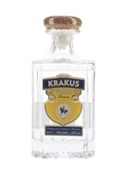 Krakus Premium Vodka Crystal Decenater 70cl / 40%