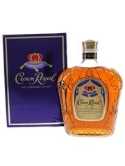 Seagram's Crown Royal Fine De Luxe