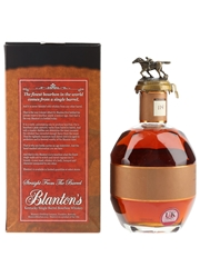 Blanton's Straight From The Barrel No. 1210 Bottled 2018 70cl / 64.4%
