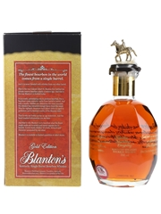 Blanton's Gold Edition Barrel No. 911 Bottled 2020 70cl / 51.5%
