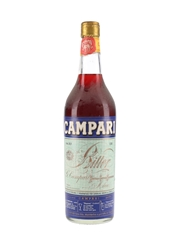 Campari Bitter Bottled 1960s - Portugal 90cl / 28.5%