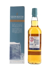 Glen Keith Distillery Edition Bottled 2018 70cl / 40%
