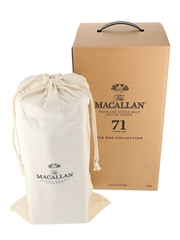 Macallan 71 Year Old The Red Collection Bottled 2020 70cl / 41.6%