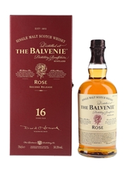 Balvenie 16 Year Old Rose Second Release 70cl / 50.3%
