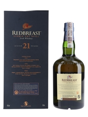 Redbreast 21 Year Old Bottled 2020 70cl / 46%