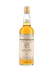 Glen Albyn 1973 Connoisseurs Choice Bottled 1998 - Gordon & MacPhail 70cl / 40%