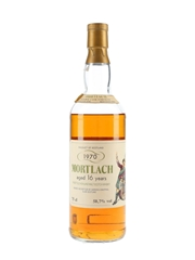 Mortlach 1970 16 Year Old Natural Cask Strength