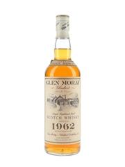 Glen Moray Glenlivet 1962 24 Year Old Bottled 1980s 75cl / 43%