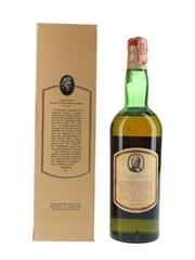 Glenlivet 12 Year Old Bottled 1980s - Mario Rossi 75cl / 43%