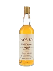 Caol Ila 1980 Bottled 1994 - Giuseppe Meregalli 70cl / 40%