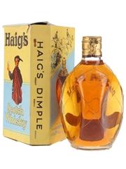 Haig's Dimple Spring Cap Bottled 1950s-1960s 35cl / 40%