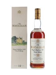 Macallan 12 Year Old Bottled 1980s 75cl / 43%