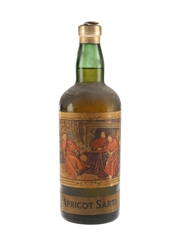 Sarti Apricot Liqueur Bottled 1950s 75cl / 28%