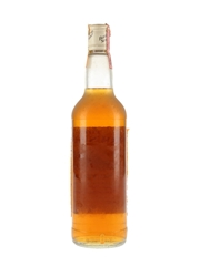 Famous Grouse Bottled 1970s - Cinzano 75cl / 43%