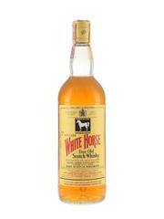 White Horse Bottled 1970s - Carpano 75cl / 40%