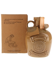 King's Ransom 12 Year Old Ceramic Decanter Bottled 1970s-1980s 75cl / 43%