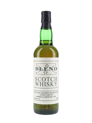 Blend X Scotch Whisky Innes & Grieve Ltd. 70cl / 48%