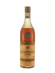 Monnet 3 Star Bottled 1950s - Giovanni Fresia 73cl / 41%