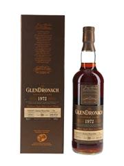 Glendronach 1972 39 Year Old Oloroso Sherry Butt