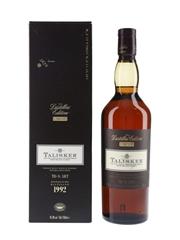 Talisker 1992 Distillers Edition Bottled 2005 70cl / 45.8%