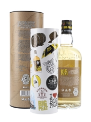 Big Peat Feis Ile 2018 With Stickers Douglas Laing 70cl / 48%