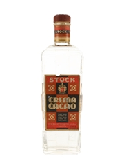 Stock Crema Cacao Bottled 1950s 75cl / 28%