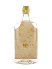 Gordon's Dry Gin Spring Cap Bottled 1950s 75cl / 47%