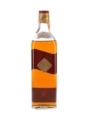 Johnnie Walker Red Label Bottled 1980s - Wax & Vitale 75cl / 40%