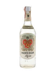 Don Q 5 Star White Label Puerto Rican Rum Bottled 1960s 75cl / 40%