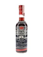 Gambarotta Amaro Bottled 1970s 75cl / 30%