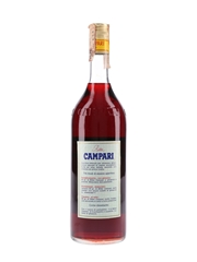 Campari Bitter Bottled 1970s 100cl / 25%