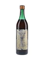 Gancia Vermouth Bianco De Luxe Bottled 1970s 100cl / 16.5%