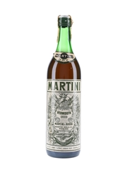 Martini Dry Bottled 1960s-1970s 100cl / 18.5%