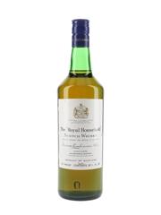 Royal Household Bottled 1970s - James Buchanan & Co. 75.7cl / 40%