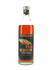 Gagliano Rhum Fantasia Bottled 1950s 100cl