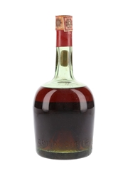 Courvoisier 3 Star Luxe Bottled 1960s - Ferraretto 73cl / 40%