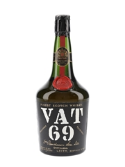 Vat 69 Bottled 1960s 75cl / 40%