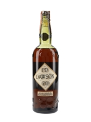 Peter Dawson Old Curio Spring Cap Bottled 1940s-1950s - Julius Wile & Sons 75.7cl / 43.4%