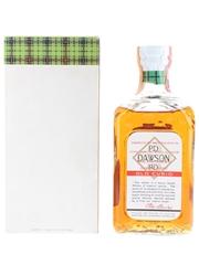 Peter Dawson Old Curio Bottled 1970s - Manzuoli Import 75cl / 40%