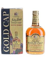 John Begg Gold Cap Bottled 1970s 75.7cl / 40%