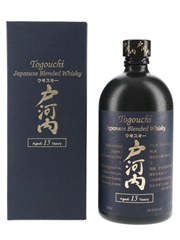 Togouchi 15 Year Old  70cl / 43.8%