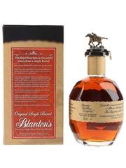Blanton's Original Single Barrel No.566 Bottled 2020 70cl / 46.5%