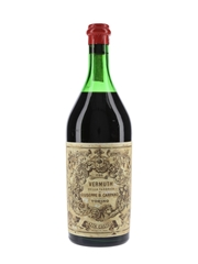 Carpano Vermouth Bottled 1960s 100cl