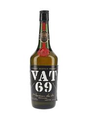 Vat 69 Bottled 1960s 75.7cl / 40%