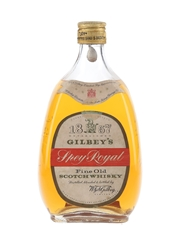 Gilbey's Spey Royal Bottled 1950s 75cl